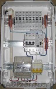 Услуги электрика. Электромонтажные работы - Изображение #1, Объявление #185970
