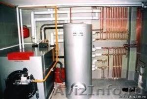 Монтаж, ремонт и обслуживание систем отопления. - Изображение #2, Объявление #186044