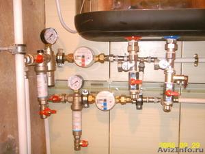 Установка счетчиков на воду. Фильтры воды. - Изображение #1, Объявление #459038