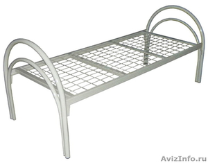 кровати оптом, кровати металлические для больницы, кровати для пансионата - Изображение #3, Объявление #902294