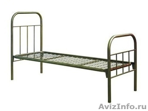 кровати оптом, кровати металлические для больницы, кровати для пансионата - Изображение #1, Объявление #902294