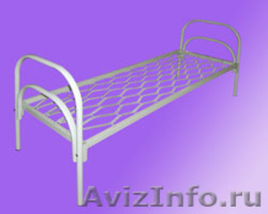 кровати оптом, кровати металлические для больницы, кровати для пансионата - Изображение #2, Объявление #902294