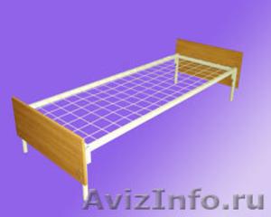 кровати оптом, кровати металлические для больницы, кровати для пансионата - Изображение #4, Объявление #902294