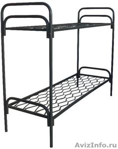 кровати оптом, кровати металлические для больницы, кровати для пансионата - Изображение #6, Объявление #902294