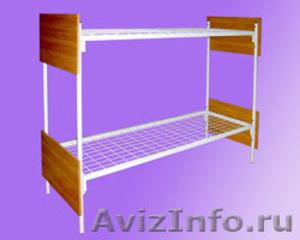кровати оптом, кровати металлические для больницы, кровати для пансионата - Изображение #5, Объявление #902294