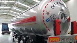 Продам газовую цистерну DOGAN YILDIZ 57 м3  - Изображение #1, Объявление #1078339