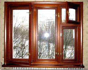 Деревянные окна по Вашим размерам! Волгоградская, 2/4 - Изображение #2, Объявление #1076317