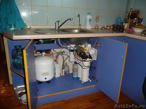 Установка фильтров и систем очистки воды. - Изображение #1, Объявление #1280561