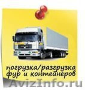 Грузчики для работ на складах. Разгрузка фур, контейнеров и вагонов. - Изображение #2, Объявление #1300219