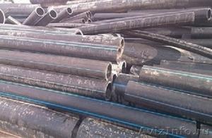 Трубы ПНД отходы(газовые и водяные) куски,лежалые - Изображение #3, Объявление #1537869