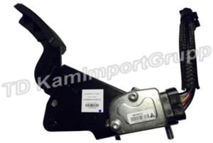 Педаль электронная подвесная для дв. Евро-3 магнит с правой стороны - Изображение #1, Объявление #1658486