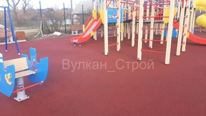 Укладка бесшовных резиновых покрытий Оренбург - Изображение #1, Объявление #1707683