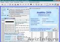 Analitika 2009 - Бесплатное ПО для автоматизации учета в торговом предприятии