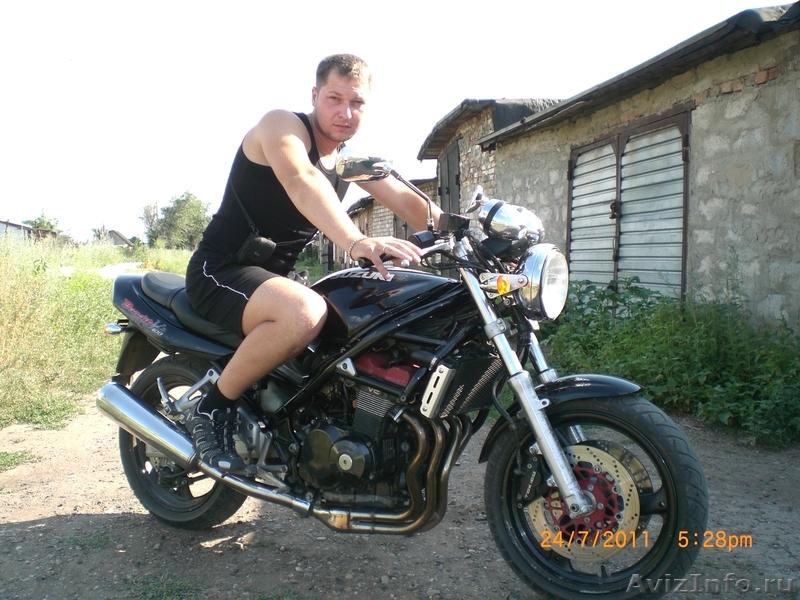 Сузуки бандит мотоцикл фото