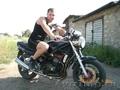Продам мотоцикл Suzuki Bandit 400