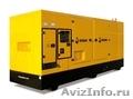 аренда дизельных электростанций (ДГУ) 5-200 Квт в Оренбурге