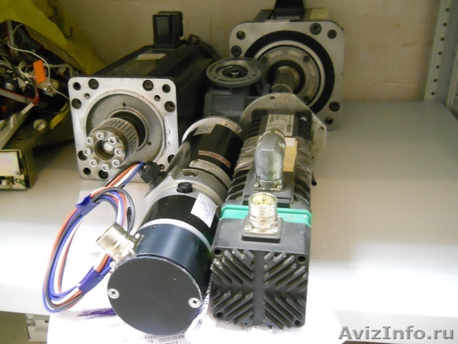 ремонт серводвигателя