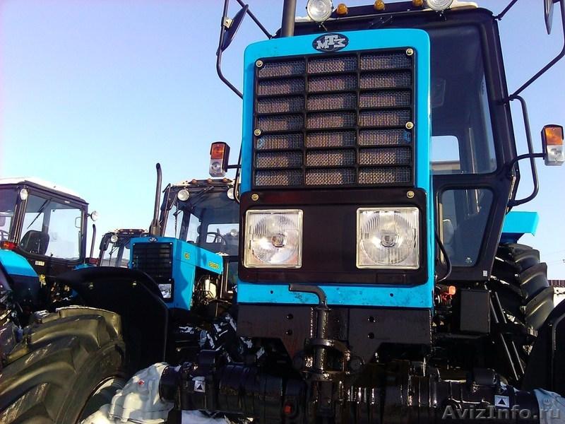Трактора МТЗ в Оренбурге от компании Техторг 56