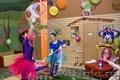 Шоу мыльных пузырей в Оренбурге