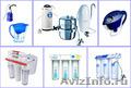 Установка фильтров и систем очистки воды.